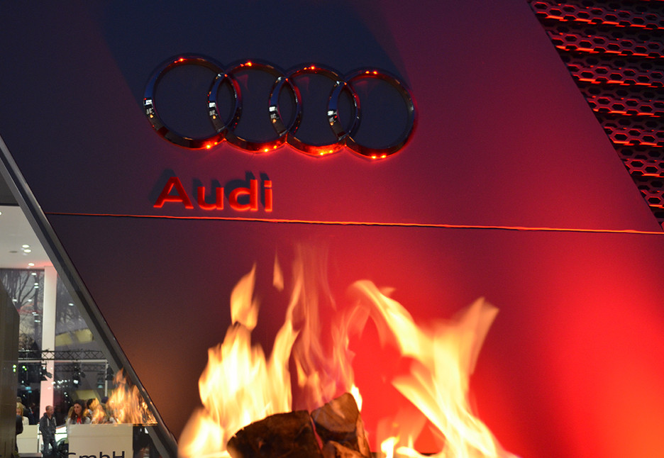 Audi Welcome Home
